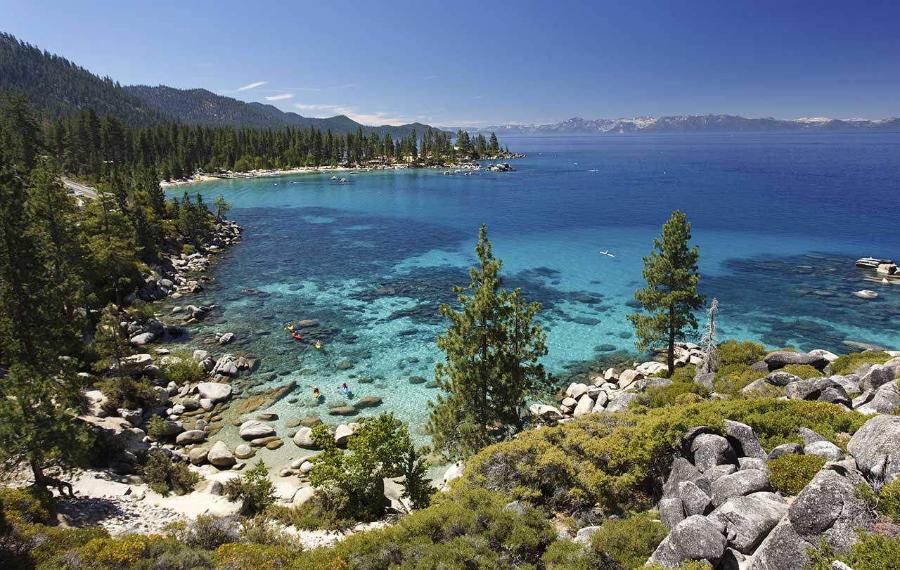 Beautifullakes: lake tahoe