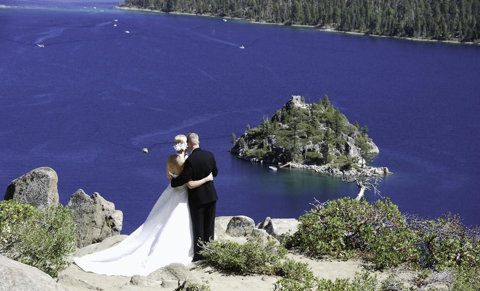 Lake Tahoe Wedding Destination