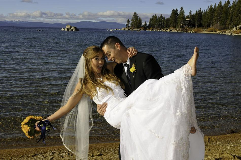 South Lake Tahoe Wedding