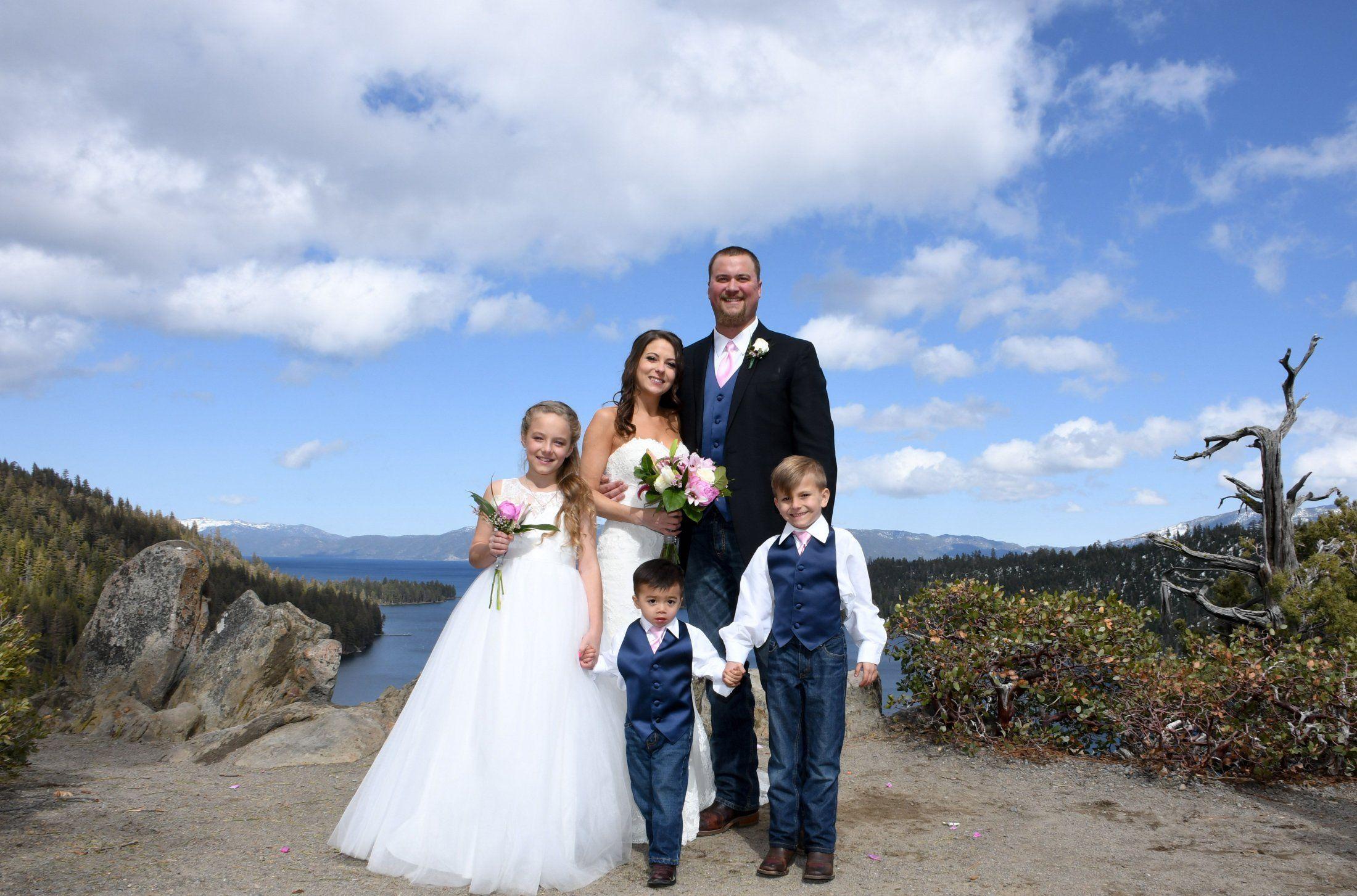 Lake Tahoe Wedding Locations