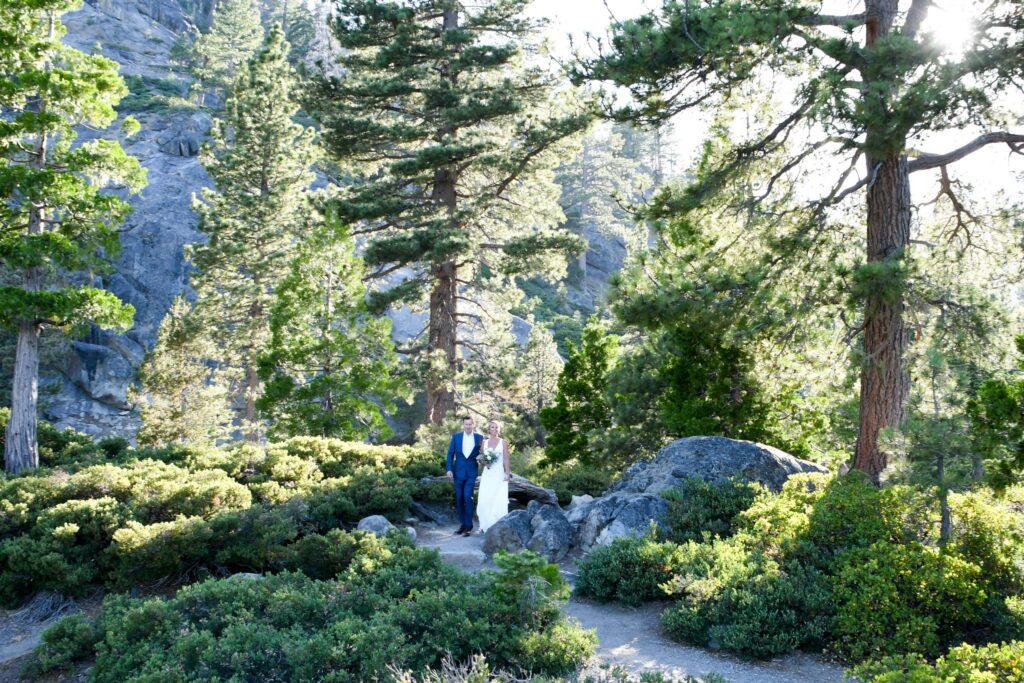 South Lake Tahoe wedding venues