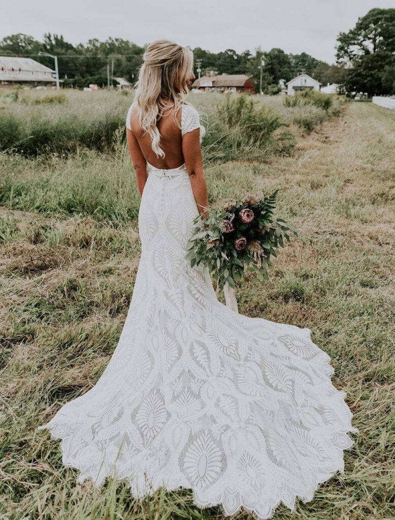 Ludlow Gown by BHLDN