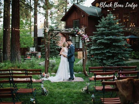 lake tahoe wedding on a budget